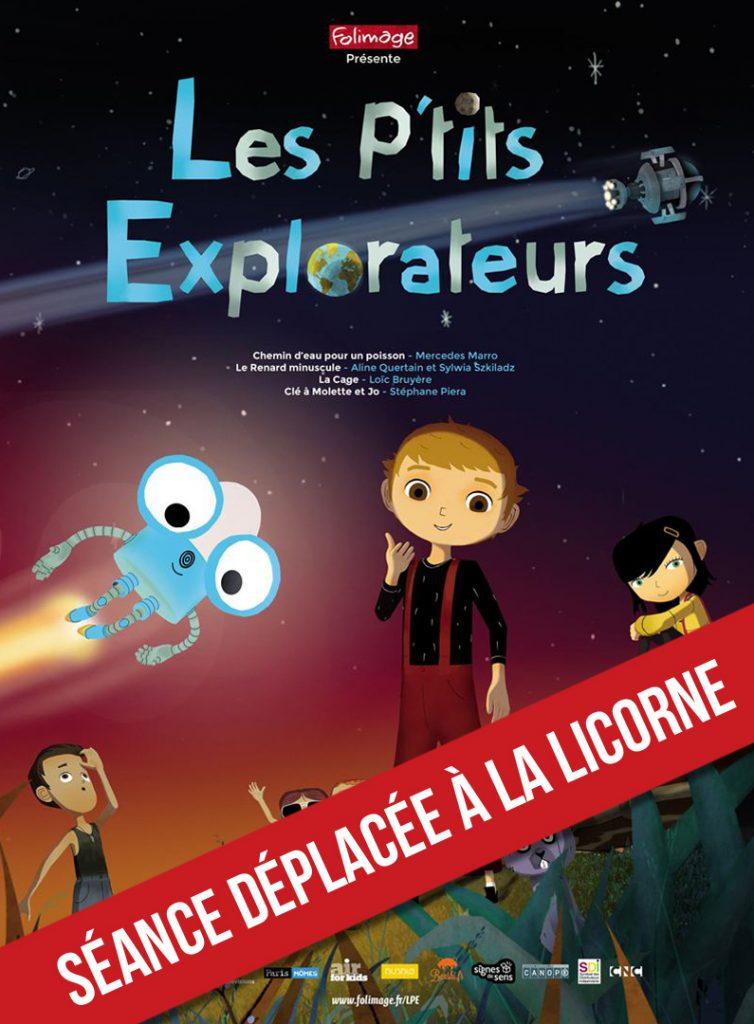 Les P'tits explorateurs