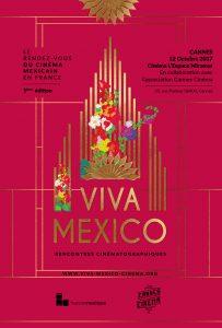 Affiche Viva Mexico Cannes