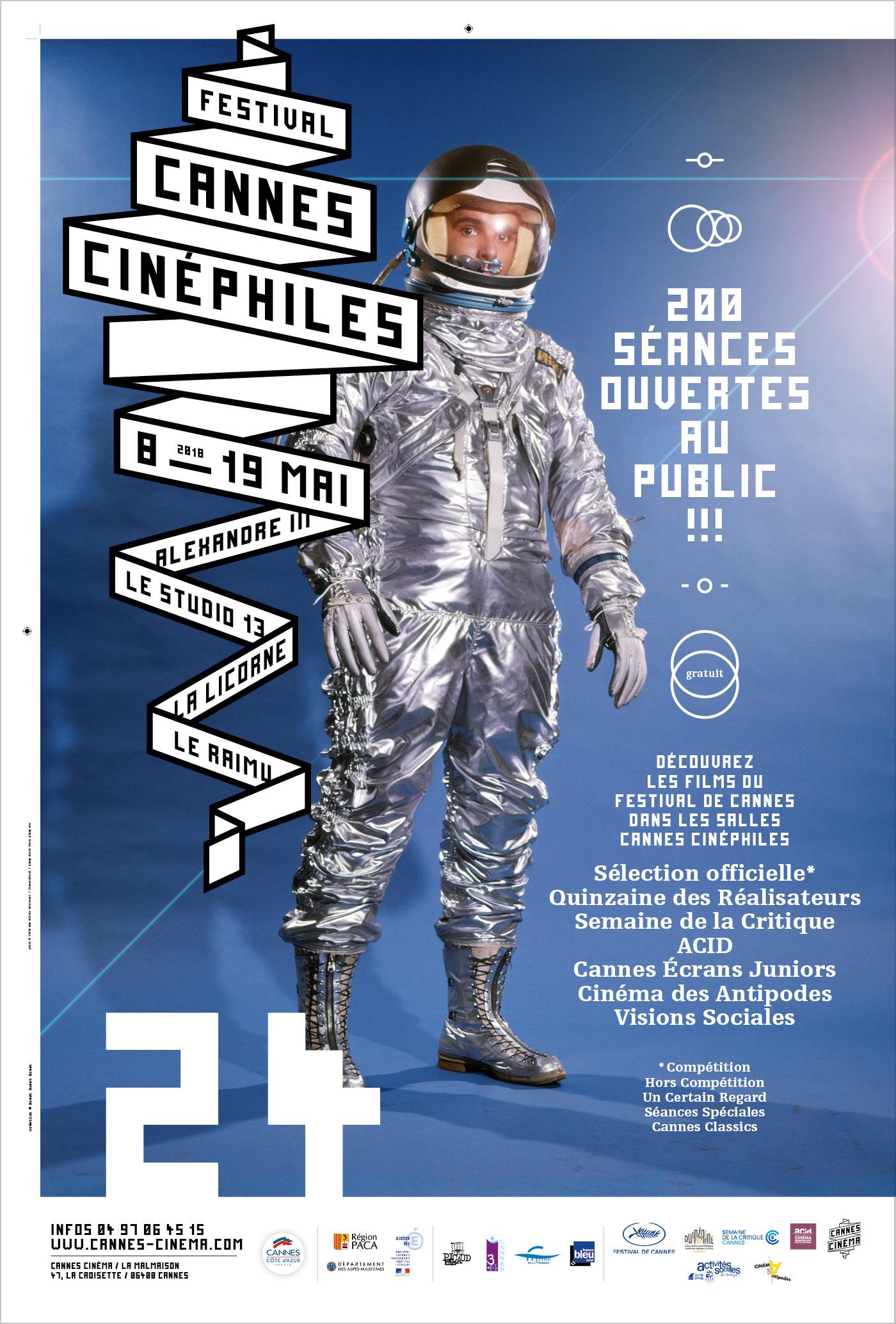 Cannes Cinéphiles 1