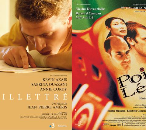 Une soirée, deux films : Illettré / Poids léger 3