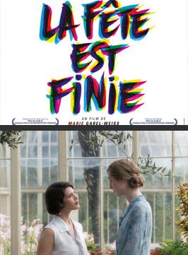 Une soirée, deux films : La Fête est finie / Vita et Virginia 2