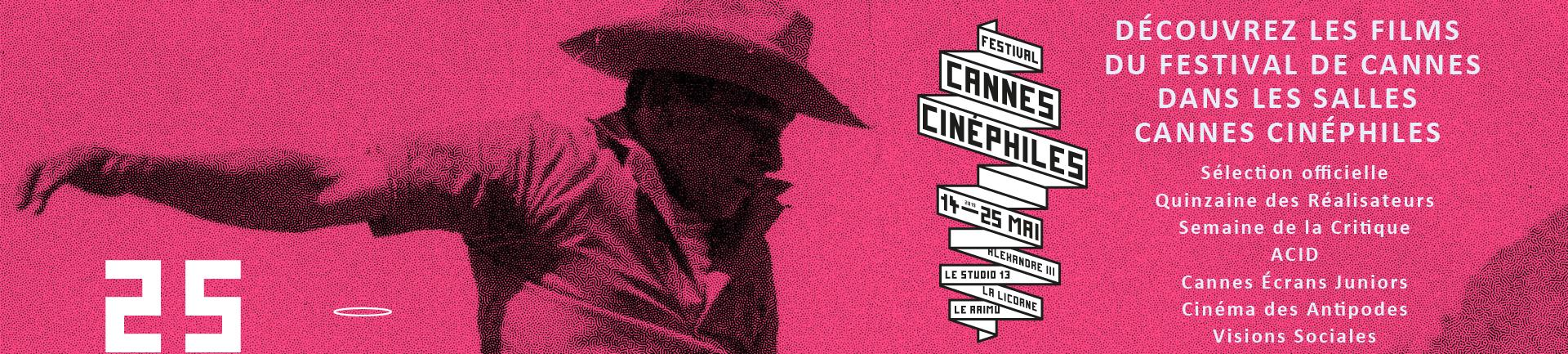 Cannes Cinéphiles 3