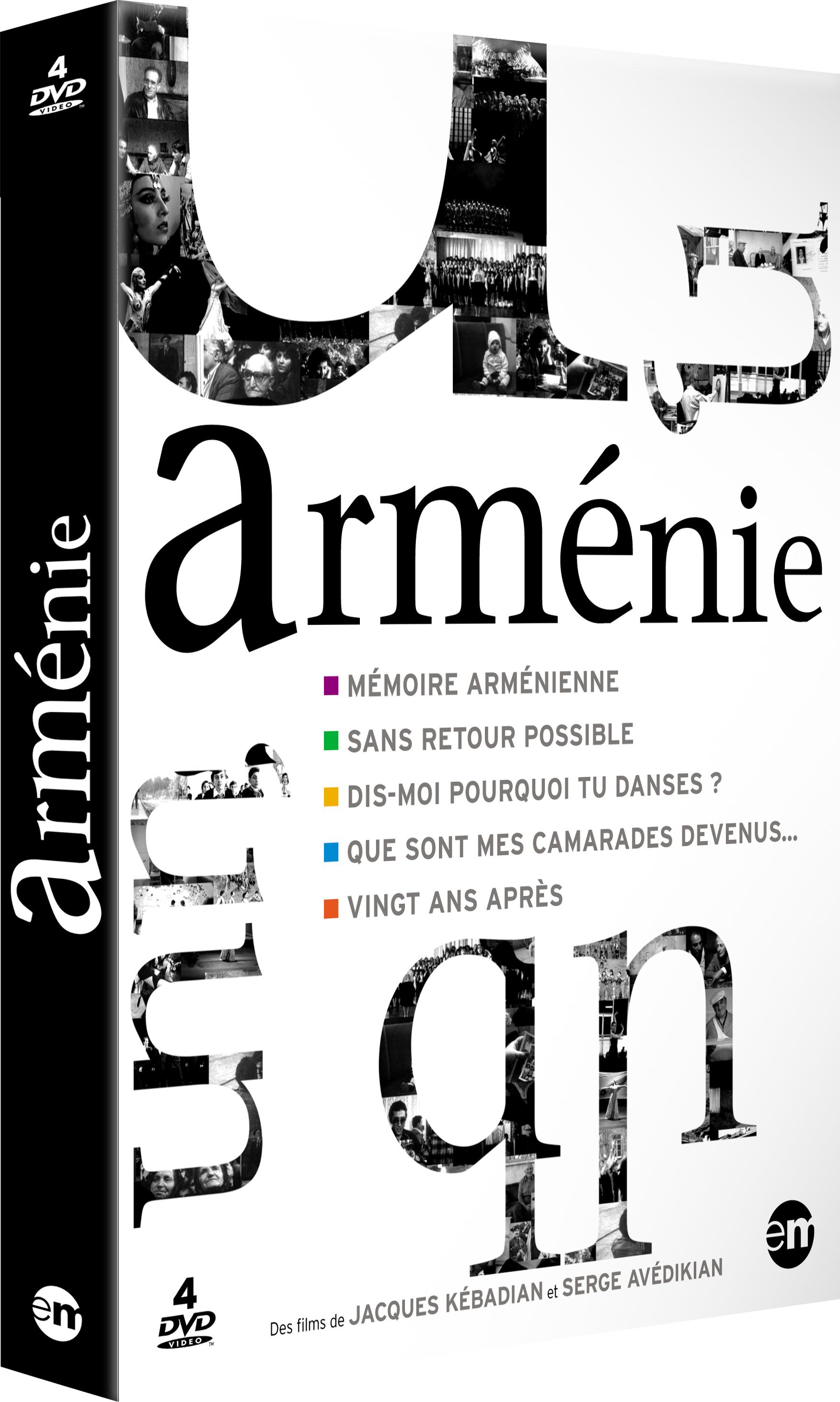 Rencontre et projection - Soirée Arménienne 1