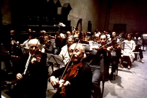 """Ciné-conférence : projection de """"Répétition d'orchestre"""" suivie d'une conférence animée par Vincent Jourdan"""
