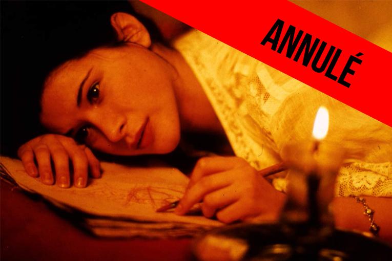 "Ciné-conférence avec le film ""Artemisia"""