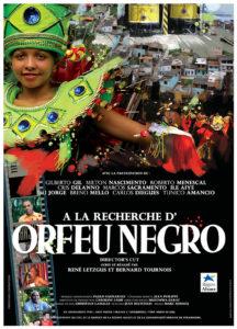 à La Recherche Dorfeu Negro Affiche